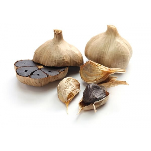 Black Garlic 2 pcs (Ø 5cm)