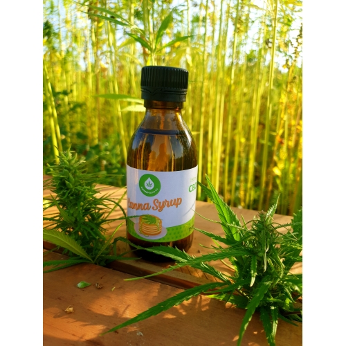 CannaMama Hemp CBD Syrup 150ml