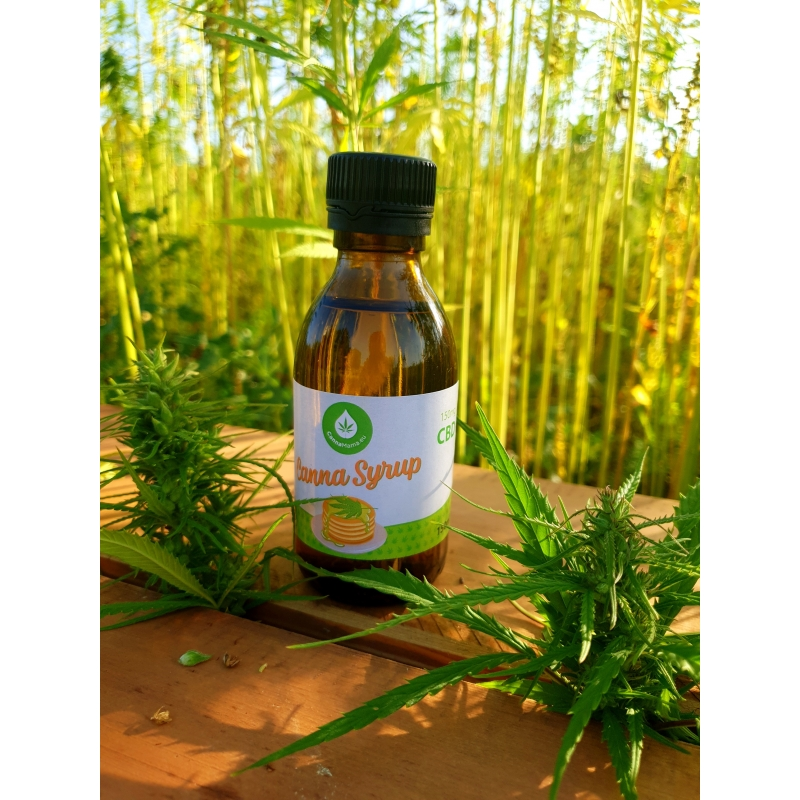 CannaMama CBD Sirop de Cannabis 150ml