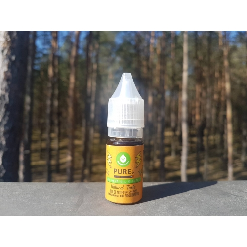 CBD E šķidrums 10ml 250mg 70VG 30PG