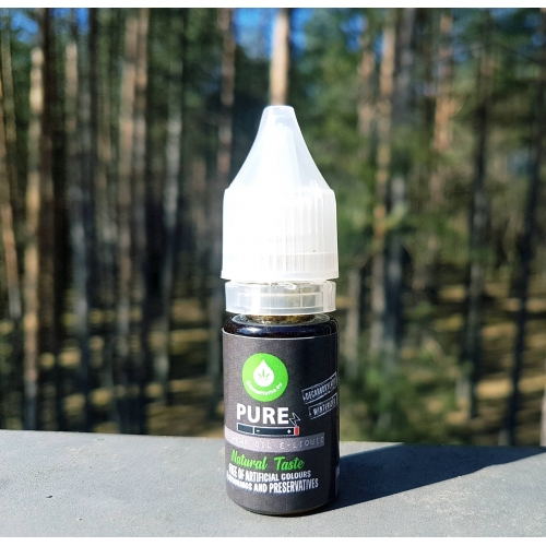CBD E-Liquid Płyn 10ml 500mg 70VG 30PG