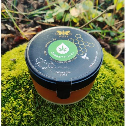 CBD Honig 300 g (300 mg CBD)