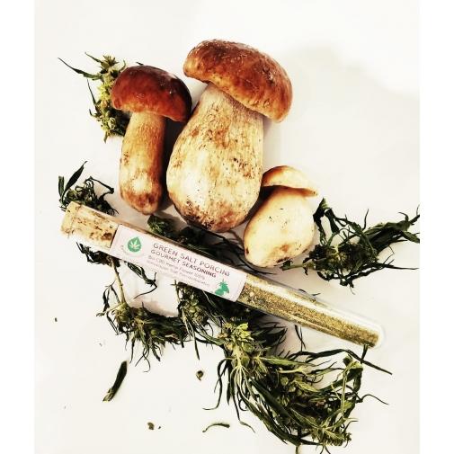 КБД Соль с белыми грибами 10 г 140 мг КБД