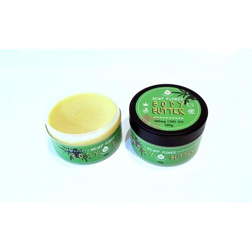 Masło do ciała 200g (300 mg CBD)