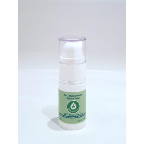 Huile de soin pour la peau CBD 15ml 60mg CBD