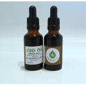 CannaMama Organic Full Spectrum CBD Oil 30ml (1Fl oz) 300mg